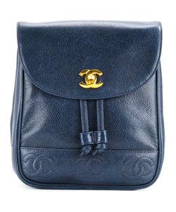 Chanel Vintage | Cc Logo Backpack