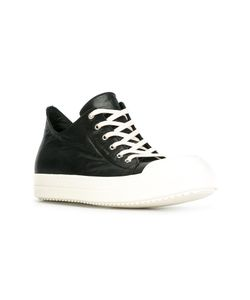 Rick Owens | Lace-Up Sneakers 41 Leather/Rubber