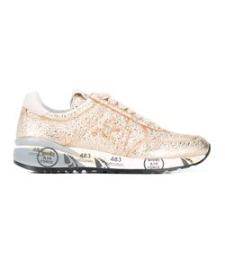 Premiata | Printed Sole Trainers 37