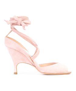 Alchimia Di Ballin   Strappy Sandals 36 Suede/Leather