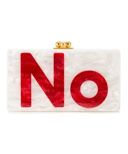 EDIE PARKER | Yes No Clutch Acrylic