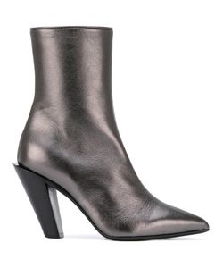 A.F.Vandevorst | Mid-Calf Pointed Boots Size 41