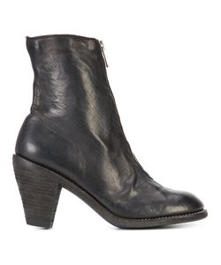 GUIDI | Front Zip Boots 40 Horse Leather/Leather
