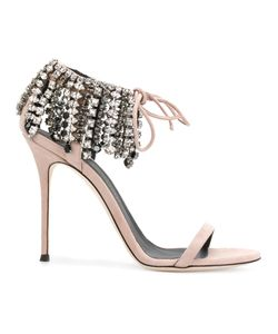 Giuseppe Zanotti Design | Carrie Crystal Sandals Women Calf