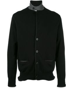 Sacai | Knitted Blazer 4 Cotton/Cupro/Wool/Nylon