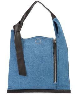 3.1 Phillip Lim | Elise Shoulder Sac Bag Cotton/Leather