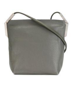 Rick Owens | Adri Crossbody Bag Cotton/Leather