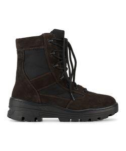 YEEZY | Армейские Ботинки На Шнуровке