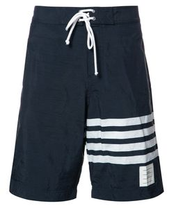 Thom Browne | Striped Swim Shorts 2 Nylon