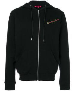 Mcq Alexander Mcqueen | Swallow Embroidered Hoodie
