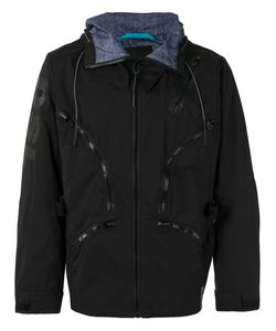 Diesel | Multiple Zips Hooded Jacket