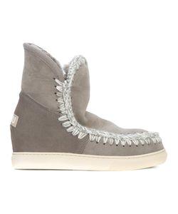 Mou | Ботинки Из Овчины Eskimo