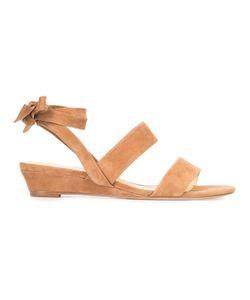 Alexandre Birman | Wedge Sandals 39.5 Suede/Leather