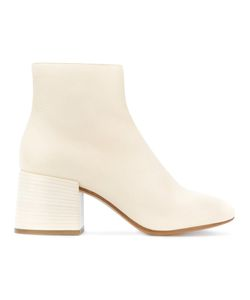 MM6 by Maison Margiela | Block Heel Ankle Boots Women