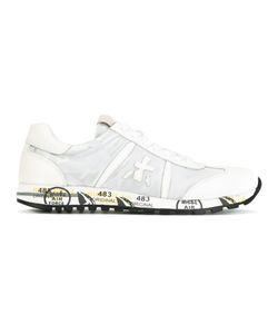 PREMIATA WHITE | Lace Up Sneakers Size 38