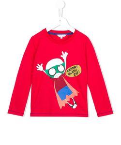 Little Marc Jacobs   Mr Marc Print T-Shirt 12 Yrs