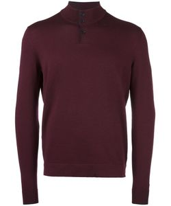 Loro Piana | Henley Jumper 54 Silk/Cashmere/Virgin Wool