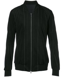 DEVOA | Zip Up Striped Jacket 3 Cotton/Polyester