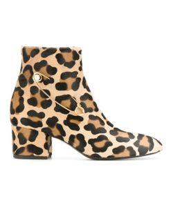 Coliac | Animal Print Boots
