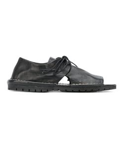 Marsell | Marsèll Laced Cut-Out Shoes Size 40