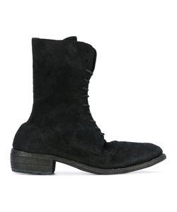 GUIDI | Ботинки На Шнуровке
