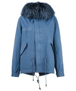 MR & MRS Italy | Furry Trim Jacket Xxs