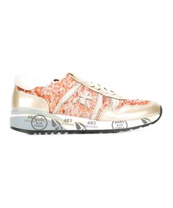 Premiata | Diane Trainers 38 Leather/Pvc/Rubber
