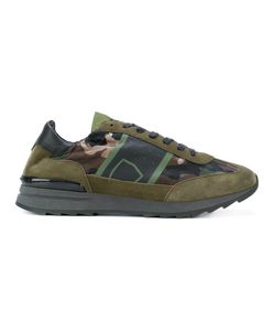 Philippe Model | Кроссовки Toujours Lu Camouflage