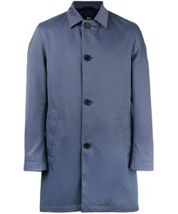 Boss Hugo Boss | Button Up Raincoat 46 Polyester/Cotton