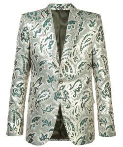 Alexander McQueen | Blazer Jacket 58 Polyester/Silk/Viscose