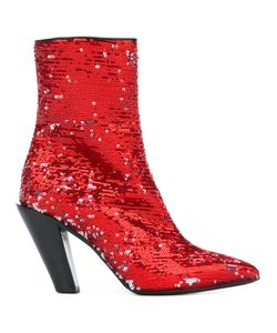 A.F.Vandevorst | Sequined Ankle Boots 38.5