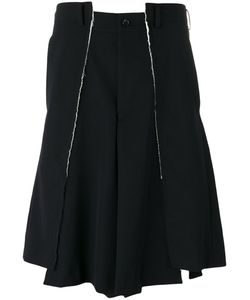 COMME DES GARCONS HOMME PLUS | Comme Des Garçons Homme Plus Deconstructed Baggy Shorts Size