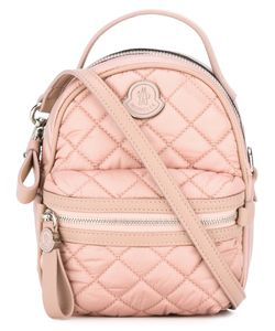 Moncler | Backpack Style Cross Body Bag Lamb Skin/Polyamide/Polyester