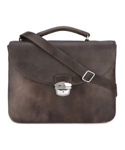 Orciani | Tejus Briefcase Leather