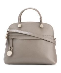Furla | Double Handles Tote Calf Leather