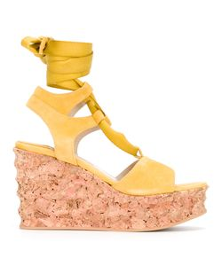 Paloma Barceló | Irmine Cork Wedge Sandals