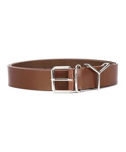 Y / PROJECT | Buckle Belt Size Small