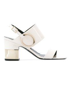 Roger Vivier | Block Heel Sandals Size 37