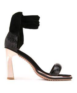 GINGER & SMART | Euphoria Tie Sandals Size 37 Bos