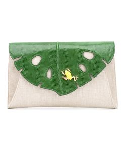 Charlotte Olympia | Jungle Clutch