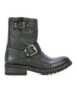 Ash | Destroyer Boots Size 37
