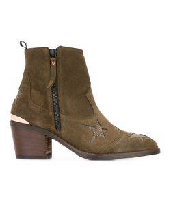 Nubikk | Fdy Boots Womens Size 40 Suede/Leather/Rubber
