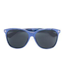Gucci Eyewear | Oversize Gradient Round Sunglasses Size