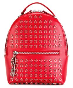 Philipp Plein | Iota Backpack Calf Leather/Polyester/Acrylic/Metal