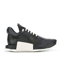 RICK OWENS X ADIDAS | Adidas By Rick Owens Concealed Platform Sneakers 4.5