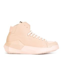 Cinzia Araia | Hi-Top Sneakers 43 Leather/Rubber