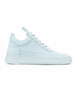 Filling Pieces | Low Top Perforated Sneakers Size 40
