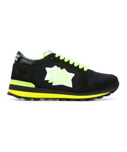 ATLANTIC STARS | Neon Star Patch Sneakers