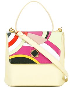 GIANCARLO PETRIGLIA | Reversible Swallows Pop Inlaid Tote