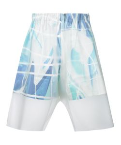 Wan Hung | Haina Rain Shorts Small Cotton/Rubber